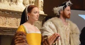 Conférence le costume anglais à la Renaissance