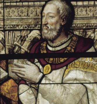 François Ier agenouillé en prière