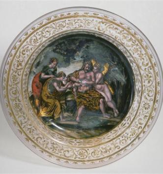 La Naissance de Bacchus, Venise, XVIe siècle