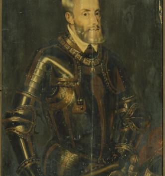 Portrait de Charles Quint