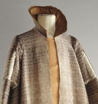 Robe venitienne, musée national de la Renaissance