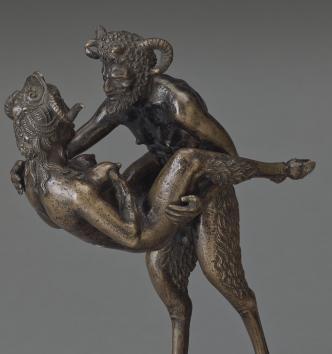 Faune et faunesse, Andrea Riccio, Padoue, 1524 - 1530