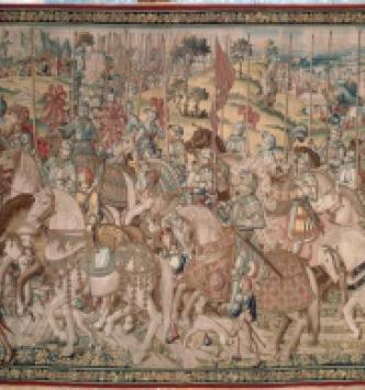 l'Armée se prépare à attaquer Rabba, la ville des Ammonites. Rassemblement des chevaliers