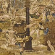 L'Adoration du Veau d'or, France, milieu du XVIe siècle