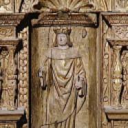 Ceinture de la grande châsse de la Sainte-Chapelle