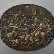 Le Combat des Amazones, Giovanni Bernardi da Castelbolognese