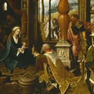 L'adoration des mages, Jan de Beer, Anvers, vers 1520