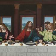 La Cène, Marco d'Oggiono, 1506-1509