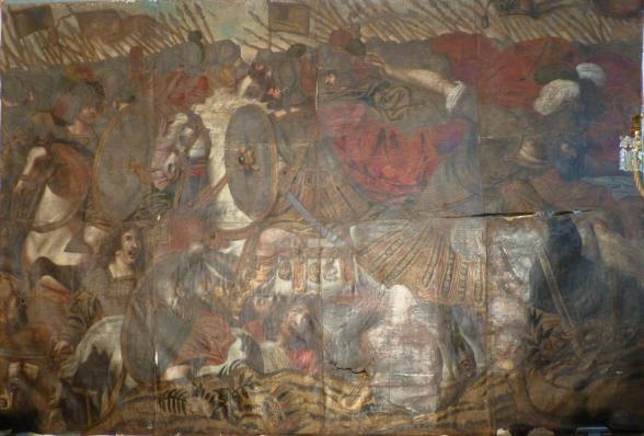 La Bataille de Gelboë