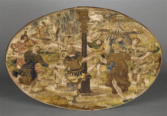 L'Adoration du Veau d'or, Paris (?), milieu du XVIe siècle