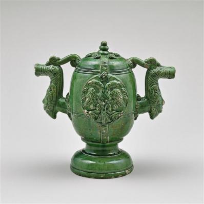 Pot trompeur, Saintonge, fin du XVIe siècle
