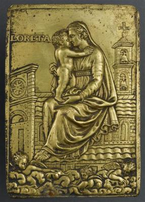 Vierge de Lorette, Italie, XVIe siècle