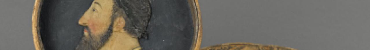 portrait de François Ier en cire