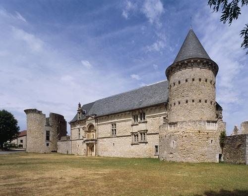 Château d'Assier, demeure de Galiot de Genouillac